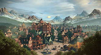 Forge Of Empires : un jeu | Animer la ville | Scoop.it