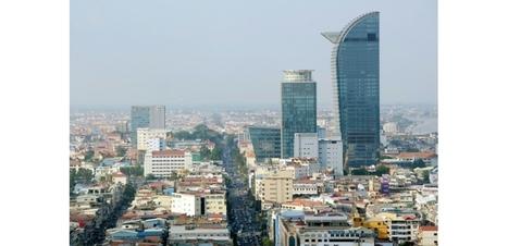 Au Cambodge, le boom de Phnom Penh, ex-ville fantôme | Le Cambodge, autrement | Scoop.it