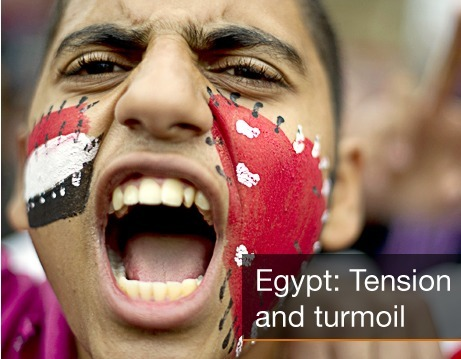 Egypt opposition in clashes on revolution anniversary | Égypt-actus | Scoop.it