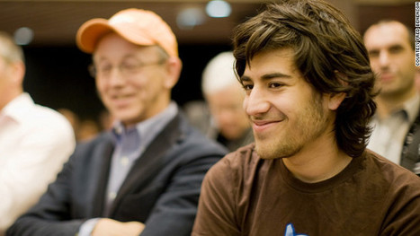 Aaron Swartz's suicide sparks talk about depression | WAPT (TV-Jackson, MS) | CALS in the News | Scoop.it
