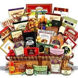 Mothering Times: The Best Corporate Christmas Gift Baskets | Totally Christmas! | Scoop.it