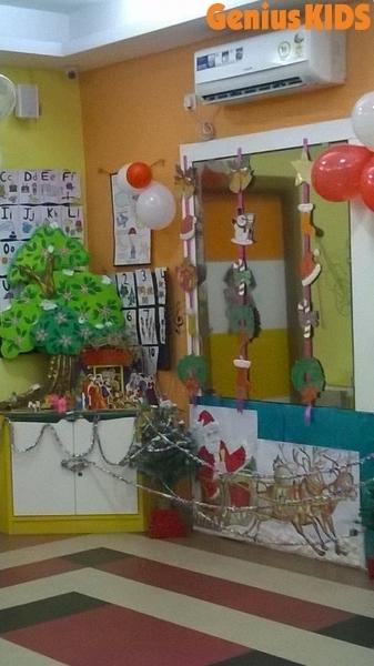 Primary play school celebrating Christmas Day | Kids Creche in Kolkata | Scoop.it