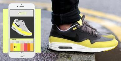 Scarpe hi-tech cambiano colore via app - Hi-tech   Social Media Consultant 2012   Scoop.it