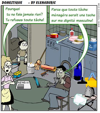 Les tâches ménagères. Diverses activités en lignes | Ideas, readings and resources for teachers of French | Scoop.it