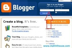 Create Free Blog in Blogspot | RupeePay | Scoop.it