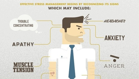 How to Identify And Manage Stress | Life @ Work | Scoop.it