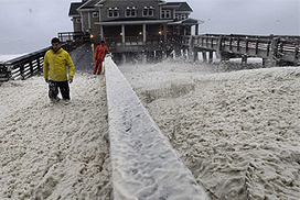 Models point to rapid sea-level rise from climate change | Global warming | Scoop.it