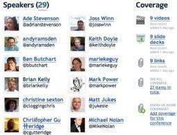 Lanyrd. Annuaire mondial de conférences professionnelles. | Les outils du Web 2.0 | Scoop.it