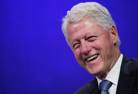 Bill Clinton Enjoying Vegan Lifestyle, Says Healthy Eating Could Help Country - Huffington Post | Of Note | Scoop.it