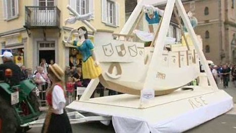 Erstein : la fête du sucre   Tourisme Grand Ried Alsace   Scoop.it