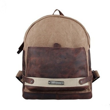 Ranger canvas daypack laptop rucksack unisex by Ubackpack | Collection of backpack | Scoop.it