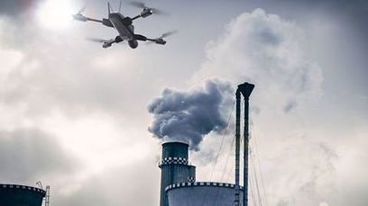 Le premier drone de surveillance autonome conçu en Gironde | Aéronautique-Spatial-Défense à Bordeaux et en Gironde | Scoop.it