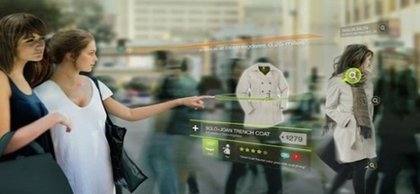 Le futur du shopping en 7 tendances | Vendeur virtuel | Scoop.it