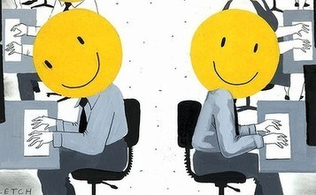 Positively humming: creating a productive workplace   Coaching Psychology for a Better Workplace   Scoop.it