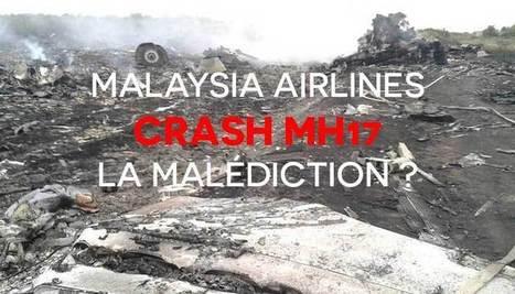 Malaysia Airlines : malédiction ou provocation russe ? - DwizerNews | Politique, société | Scoop.it
