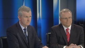 Immigration Minister Tony Burke says discussions with asylum seekers prove ... - ABC Online   Australian Asylum Seekers   Scoop.it