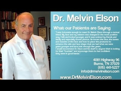 Cosmetic Dermatology Training for Nurses and Medspas - Dr. Melvin Elson | Novedades que me gustan | Scoop.it