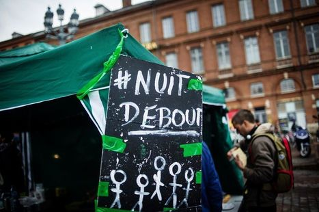 Nuit debout: la classe politique prise au dépourvu | International Communication 15M Indignados Occupy | Scoop.it