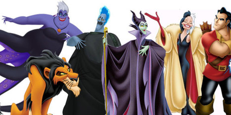 A Complete Ranking Of 25 Classic Disney Villains | Stuff I found...interesting! | Scoop.it