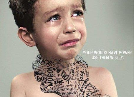 Words Are Powerful Say NO to Bullying | Autism and Bullycide Say NO to Bullying | Scoop.it