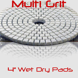 4 Inch Diamond Sanding Pads | Diamond Polishing Pads, Shopnsavemart | Scoop.it