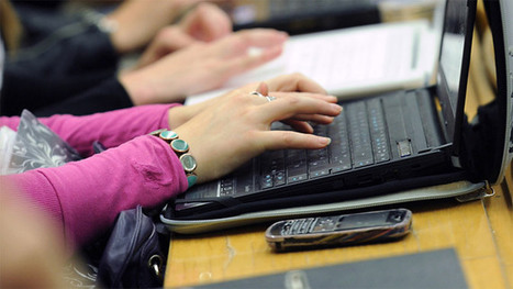Der Hörsaal im Internet - heute-Nachrichten | E-Learning | Scoop.it