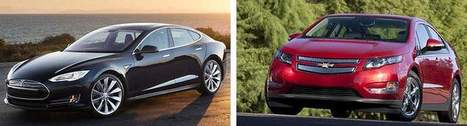 Detroit Auto Show: Tesla and GM in race for an affordable electric car | Sustain Our Earth | Scoop.it