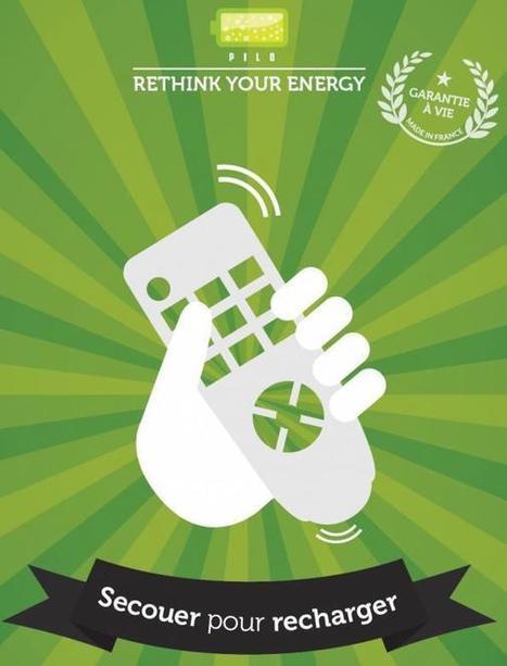 Secouer pour recharger ! | Technologies | Scoop.it