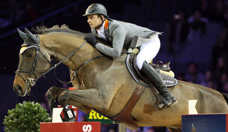 SALON DU CHEVAL: L'ELITE DU SPORT EQUESTRE | Cheval et sport | Scoop.it
