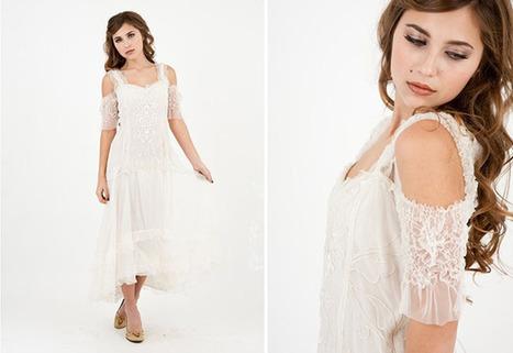 Inga Nataya Wedding Dresses | Green Wedding Shoes Wedding ... | My interests! | Scoop.it