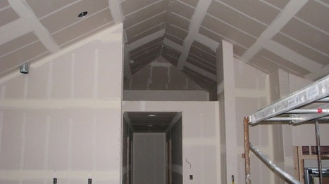 Expert drywall services by Matt Davidson, the real skilled contractor! | Matt Davidson Drywall | Scoop.it