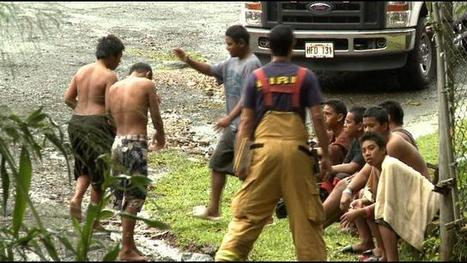 Three boys rescued from raging Kalihi stream - Hawaii News Now   Music   Scoop.it