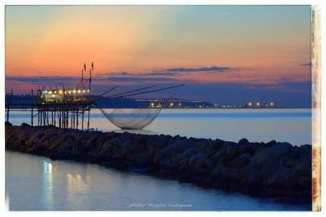 Trabocchi  part 1 :: Moonlight Dinner in 7 photos | @FoodMeditations Time | Scoop.it