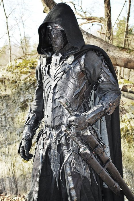 Costume de Drow pour un GN plus vrai que nature | Grandeur Nature | Scoop.it