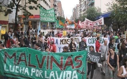Convocan a nueva marcha contra la radicación de Monsanto | Stop Monsanto | Scoop.it