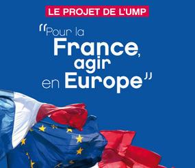 Elections européennes - le projet de l'UMP | UMP élections européennes | Scoop.it