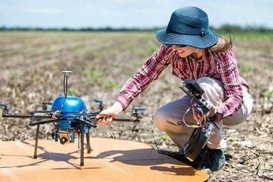 Queensland sugarcane industry considers the potential of drones - ABC Rural (Australian Broadcasting Corporation)   drones   Scoop.it