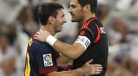 Barça: Messi « Le Real est une grande équipe » - FootEspagnol.fr | Penya Barcelonista d'Algérie | Scoop.it