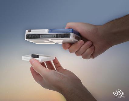 BUG modular gadgets - Dezeen | Technology and Gadgets | Scoop.it