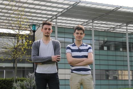 ProTournoi, finaliste du concours de startups Digischool Hype Awards, présente son projet chez Google | Télécom Saint-Etienne | Scoop.it