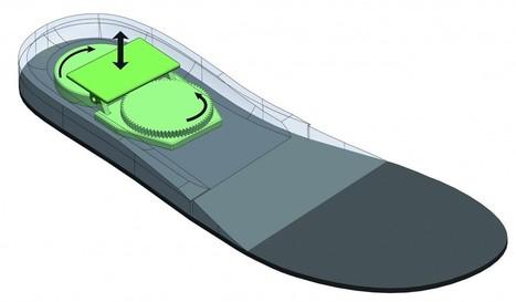 A quoi ressembleront les chaussures de demain ? | My STI2D projets | Scoop.it