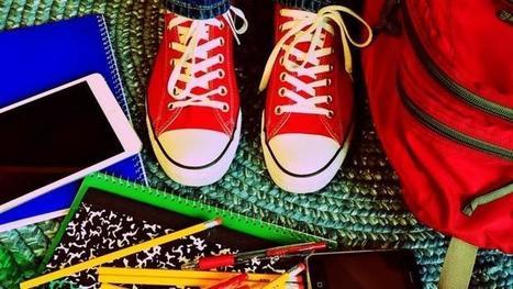 Rentrée au lycée : 5 applications pour t'aider - Geek Junior - | Applications Iphone, Ipad, Android et avec un zeste de news | Scoop.it