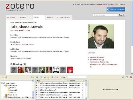Monitorización y evaluación en medios sociales » Zotero: Software libre para la gestión de referencias bibliográficas | Open Access | Scoop.it