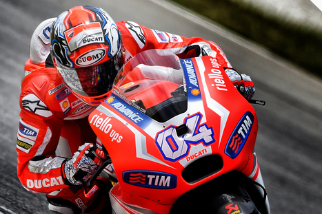 Sepang Day 2   Photo Gallery   Ductalk Ducati News   Scoop.it