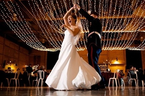 6 Easy Tips for Creating a Memorable Wedding Reception - Bitsy Bride | Getting Married | Scoop.it