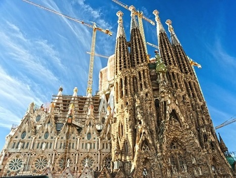 Antoni Gaudi's Sagrada Familia Moving Forward Thanks to 3D Printing | Peer2Politics | Scoop.it