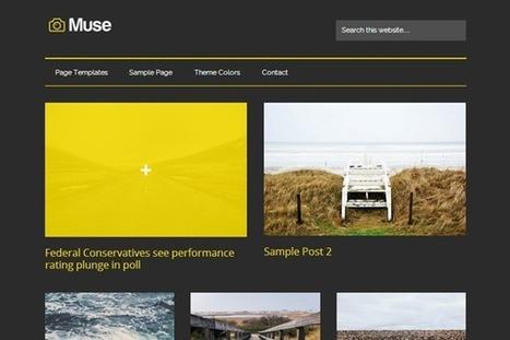 Introducing Muse Theme, a Free Photography Genesis Framework Child Theme - WPSpeak.com | WordPress Tip and Tutorials | Scoop.it