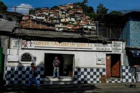 Des cercueils en carton: au Venezuela, même mourir coûte trop cher | Venezuela | Scoop.it