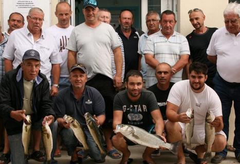 Une prise de 2,8 kg au concours de pêche au loup | Articles de chasse | Scoop.it