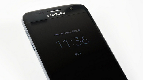 Samsung Galaxy S7 Test : Samsung Galaxy S7, le meilleur smartphone Android | Mobile Technology | Scoop.it